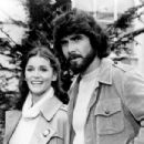 James Brolin and Margot Kidder in The Amityville Horror (1979) - 454 x 303