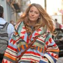 Blake Lively Out and About In Soho