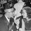Hedy Lamarr and Charles Boyer