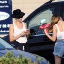 Ashley Benson and Cara Delevingne – Out and about in Los Angeles