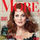 Julianne Moore - InStyle Magazine Cover [Greece] (18 December 2015)