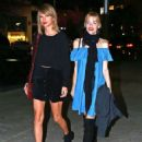 Taylor Swift Jaime King Night Out In Beverly Hills