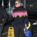 Yolanda Hadid – Out in NYC