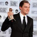 Leonardo Di Caprio At The 62nd Annual Golden Globe Awards (2005)