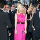 "Kirsten Dunst: ""On The Road"" reunited for their movie's premiere as part of the 65th Annual Cannes Film Festival"