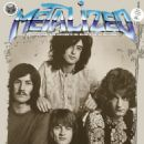 Jimmy Page, Robert Plant, John Bonham, John Paul Jones - Metalized Magazine Cover [Denmark] (June 2014)
