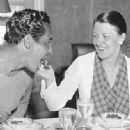 Max Baer and Mary Ellen Sullivan