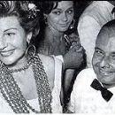 Jorge Guinle and Rita Hayworth