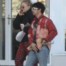 Sophie Turner and Joe Jonas go for a stroll in Bondi