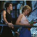 MATT DILLON as Rusty James and DIANA SCARWID as Cassandra in Universal Pictures'.  Rumble Fish: Special Edition - 2005 - 454 x 295