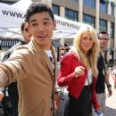 Roshon Fegan and Chelsie Hightower - 419 x 594