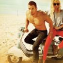 Kate Upton, Kellan Lutz for Abbot and Main Fall 2012