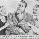 Joe Palooka in Humphrey Takes a Chance - Lois Collier - 454 x 339