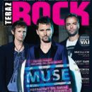 Muse - Teraz Rock Magazine Cover [Poland] (October 2012)