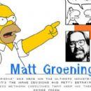 Matt Groening - 371 x 268