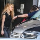 Shakira – Out in Barcelona 12/14/2018 - 454 x 307