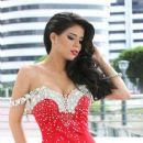 Fernanda Muñoz (model) - 363 x 512