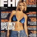 Britney Spears - FHM Magazine Cover [Australia] (October 2000)