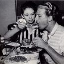 Jerry Lee Lewis and Myra Gail Brown