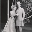 SHOW BOAT  1966  Music Theater Of Lincoln Center Summer Revivel Starring Barbara Cook and Stephen Douglass - 454 x 557