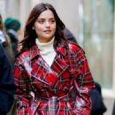 Jenna Coleman – Cosmo's 100 Most Powerful Women Luncheon in NYC December 12, 2017 - 454 x 651