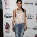 Victoria Justice Chocolate Milk Premiere In Hollywood