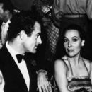 Dolores Del Rio and Gilbert Roland