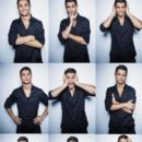 00 AM GMT (MIDNIGHT) ON SUNDAY NOVEMBER 16, 2014) In this handout image provided by CR7 Shirts, footballer Cristiano Ronaldo poses for photobooth images wearing a shirt from his new collection to mark the global launch of his new CR7 Shirts collection www