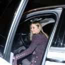 Holly Valance – Seen at Craig's Restaurant in West Hollywood - 454 x 681