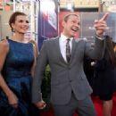 Alan Tacher and Cristina Bernal- The 17th Annual Latin Grammy Awards - Red Carpet - 454 x 325
