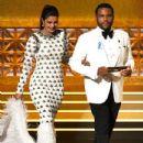 Priyanka Chopra : 69th Annual Primetime Emmy Awards - 434 x 600