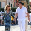 Mariah Carey and James Packer - 454 x 619