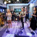 Maren Morris – Performs Live at SiriusXM Studios in New York City - 454 x 301