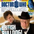 Doctor Who - Doctor Who Insider Magazine Cover [United States] (6 October 2011)
