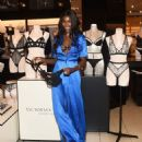 Victoria's Secret Angel Leomie Anderson Debuts New Fall Collection - 454 x 567