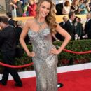 Sofia Vergara attends the 20th Annual Screen Actors Guild Awards at The Shrine Auditorium on January 18, 2014 in Los Angeles, California