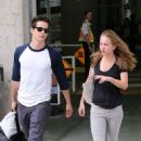 Dylan and Britt in Vancouver
