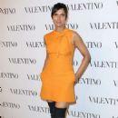 Padma Lakshmi Valentino Sala Bianca 945 Event In Nyc
