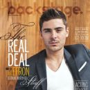 Zac Efron - Back Stage Magazine Pictorial [United States] (4 October 2012)