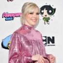 Carly Rae Jepsen – Christian Cowan x The Powerpuff Girls Runway Show in Hollywood - 454 x 681