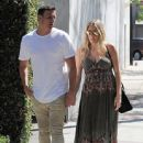 Ryan Lochte seen leaving a lunch outing in West Hollywood, California on March 24, 2017 - 443 x 600