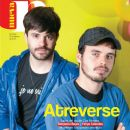 Benjamín Rojas, Felipe Colombo - Nueva Magazine Cover [Argentina] (25 August 2013)