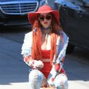 Phoebe Price is seen out in Beverly Hills, California on March 28, 2017 - 439 x 600