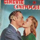 Charles Boyer - CinéVie CinéVogue Magazine Cover [France] (28 September 1948)