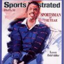 Kareem Abdul-Jabbar - Sports Illustrated Magazine Cover [United States] (23 December 1985)