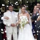Valentino Lanus and Ariadne Díaz