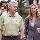 Belinda Stronach and Bill Clinton in Canada - 246 x 189