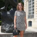 Tanya Burr – Christian Dior Haute Couture Show 2019 in Paris - 454 x 681