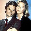 Harry Hamlin and Susan Dey
