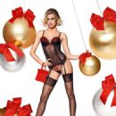Hailey Clauson – Yamamay #XmasCollection 2017 Campaign - 454 x 680